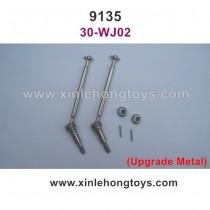 XinleHong Toys 9135 Upgrade Front Drive Shaft Set 30-WJ02