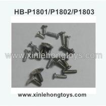 HB-P1802 Parts Screw