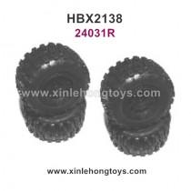 HaiBoXing HBX 2138 Parts Wheel Tire 24031R