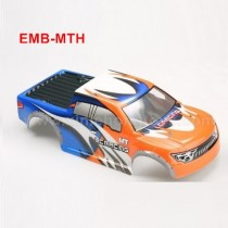 LC Racing EMB-MTH Parts Body Shell, Car Shell