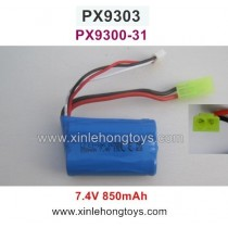 Pxtoys Desert Journey 9303 Battery 7.4V 850mAh PX9300-31