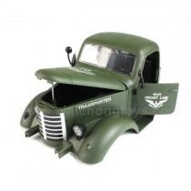 JJRC Q60 D826 Truck Parts Car Head Assembly-Green
