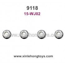 XinleHong Toys 9118 RC Car Parts Lock Nut 15-WJ02