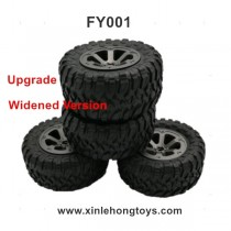 FAYEE FY001b M35 Upgrade Tire, Wheel