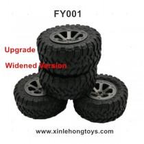 FAYEE FY001b M35 Upgrade Tire, Wheel