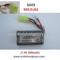 GPToys S609 Rirder 5 Battery 7.4V 500mAh