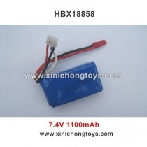 HBX 18858 Battery 7.4V 1100mAh