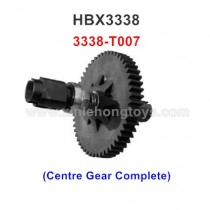 HBX 3338 Parts Centre Gear Complete 3338-T007
