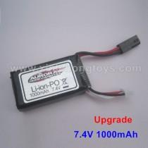 XinleHong 9136 Upgrade Battery