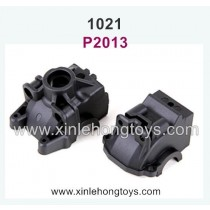 REMO HOBBY 1021 Parts Housings Differential Front P2013