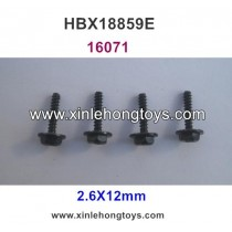 HBX 18859E Rampage Parts Wheel Screws 16071