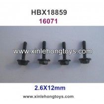 HBX 18859 Blaster Parts Wheel Screws 16071