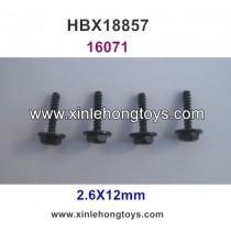 HBX 18857 Parts Wheel Screws 16071