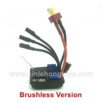 XLF X05 Brushless Receiver, ESC, Circuit board