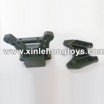 HBX T6 Hammerhead Parts Shock Towers TS037