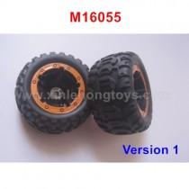 HBX 16889 16889A Ravage Tire, Wheel M16055