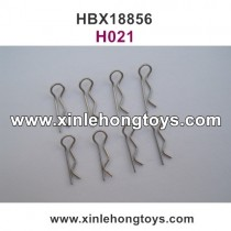 HBX Ratchet 18856 Parts Body Clips H021