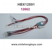 HaiBoXing HBX 12891 Dune Thunder Parts LED Light 12662