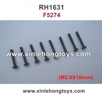 REMO HOBBY Smax 1631 Parts Screws F5274
