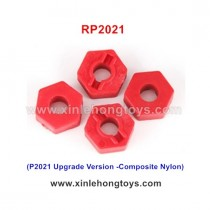 REMO HOBBY Parts Wheel Hubs RP2021 (Upgrade Version Composite Nylon)