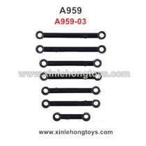 WLtoys A959 Parts Full Car linkage A959-03