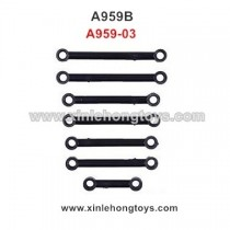 WLtoys A959B Parts Full Car linkage A959-03