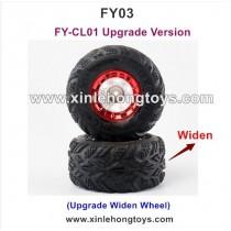 Feiyue FY03 Eagle-3 Upgrade Wheel FY-CL01