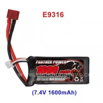 REMO HOBBY car Battery E9316