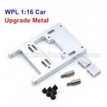 WPL C34 Upgrade Metal Rudder Warehouse-Silver