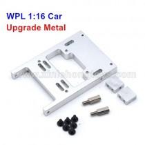 WPL C34 Upgrade Metal Rudder Warehouse-Silver