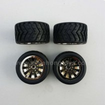 Subotech BG1516 Parts Wheel, Tire