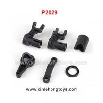 REMO HOBBY 1022 9EMU Parts Steering Bellcranks P2029