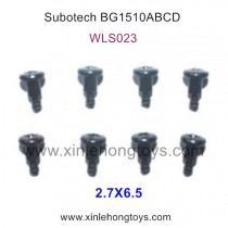 Subotech BG1510A BG1510B BG1510C BG1510D Parts Screw WLS023 2.7X6.5