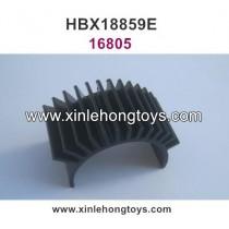 HBX 18859E Rampage Parts Motor Heatsink 16805