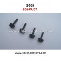 GPToys Rirder 5 S609 Parts Locknut 2.6X12 609-WJ07
