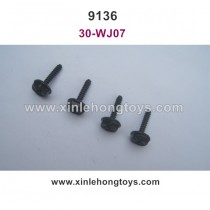 XinleHong Toys 9136 Parts Locknut 2.6X12 30-WJ07
