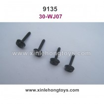 XinleHong Toys 9135 Parts Locknut 2.6X12 30-WJ07