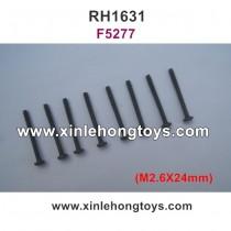 REMO HOBBY Smax 1631 Parts Screws F5277