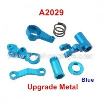REMO HOBBY 1025 Upgrade Parts Metal Steering Bellcranks A2029 P2029