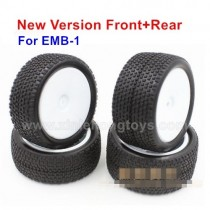 LC Racing EMB-1 Upgrade Tire
