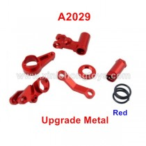 REMO HOBBY 1021 Upgrade Parts Metal Steering Bellcranks A2029 P2029
