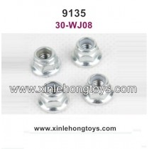 XinleHong Toys 9135 Parts Locknut 30-WJ08