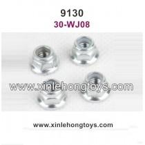 XinleHong Toys 9130 Upgrade Metal Locknut 30-WJ08