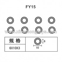 Feiyue FY15 Spare Parts Ball Bearing