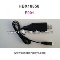 HaiBoXing HBX 18858 Parts USB Charger E001