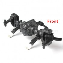 JJRC Q62 Parts Front Axle, Front Gearbox Assembly