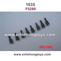 REMO HOBBY Smax 1635 Parts Screws F5280