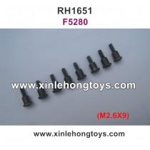 REMO HOBBY Dingo 1651 Parts Screws F5280