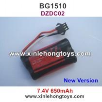 Subotech BG1510A BG1510B BG1510C BG1510D Parts Battery DZDC02 New Version