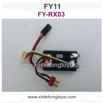 FeiYue FY11 Parts Receiver Board, Circuit Board FY-RX03